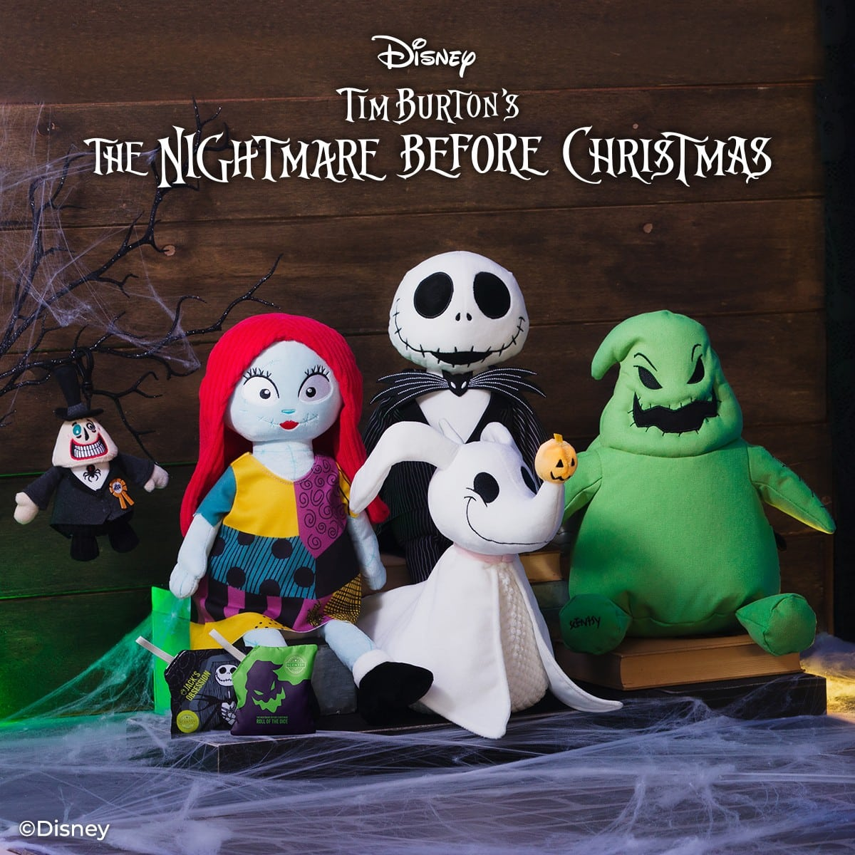 The Nightmare Before Christmas Scentsy Collection | Shop 9/1