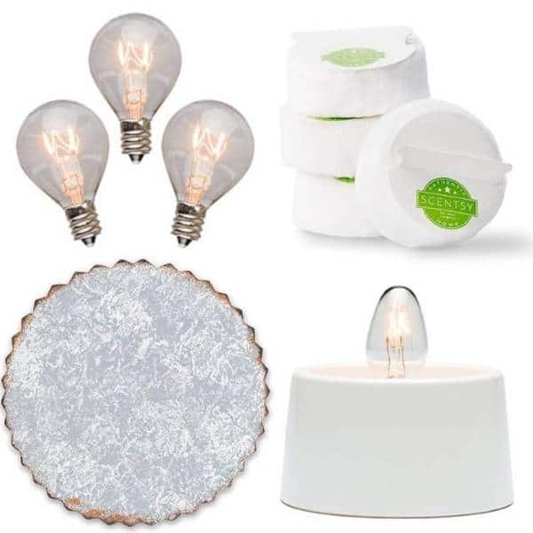Scentsy Parts Bulbs Accessories