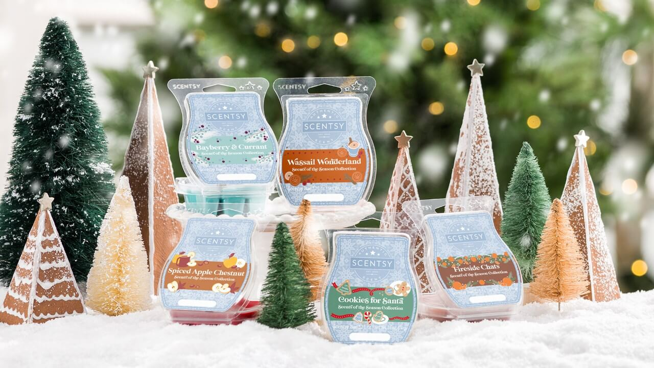 Scentsy Scents of the Season 2021 1