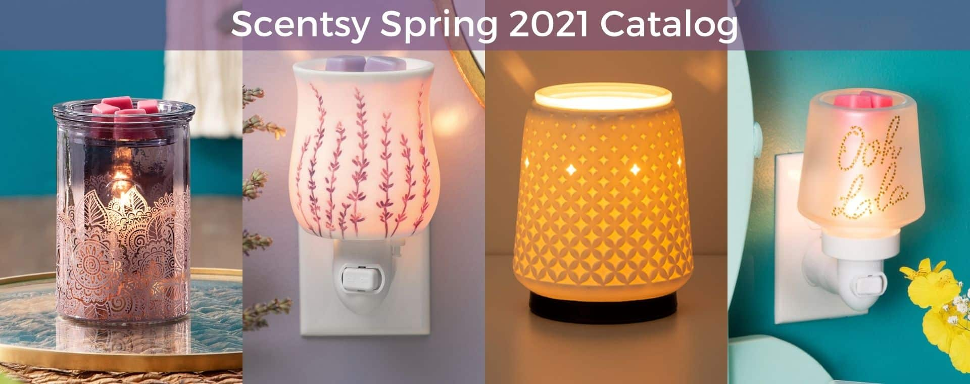 Scentsy Spring 2021 Catalog Preview 3