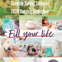 Scentsy Spring Summer 2020 Catalog Slideshow