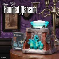 Scentsy The Haunted Mansion Warmer | New! Batman Scentsy Warmer & Justice League Scentsy Fragrance | Shop Now