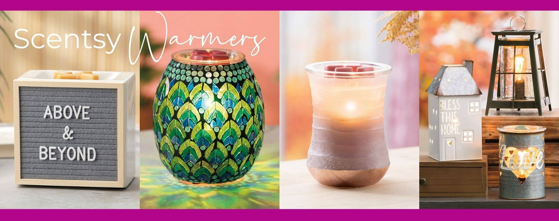 Scentsy Warmers Fall 2021