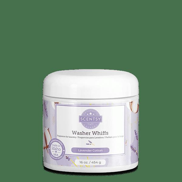 Scentsy Washer Whiffs 13   Lavender Cotton Scentsy Washer Whiffs (16 OZ)