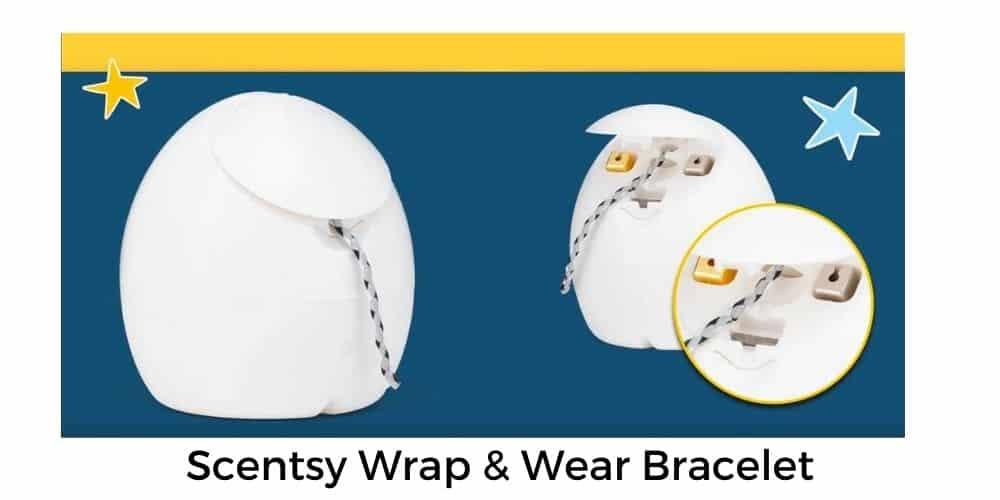 Scentsy Wrap Wear Bracelet
