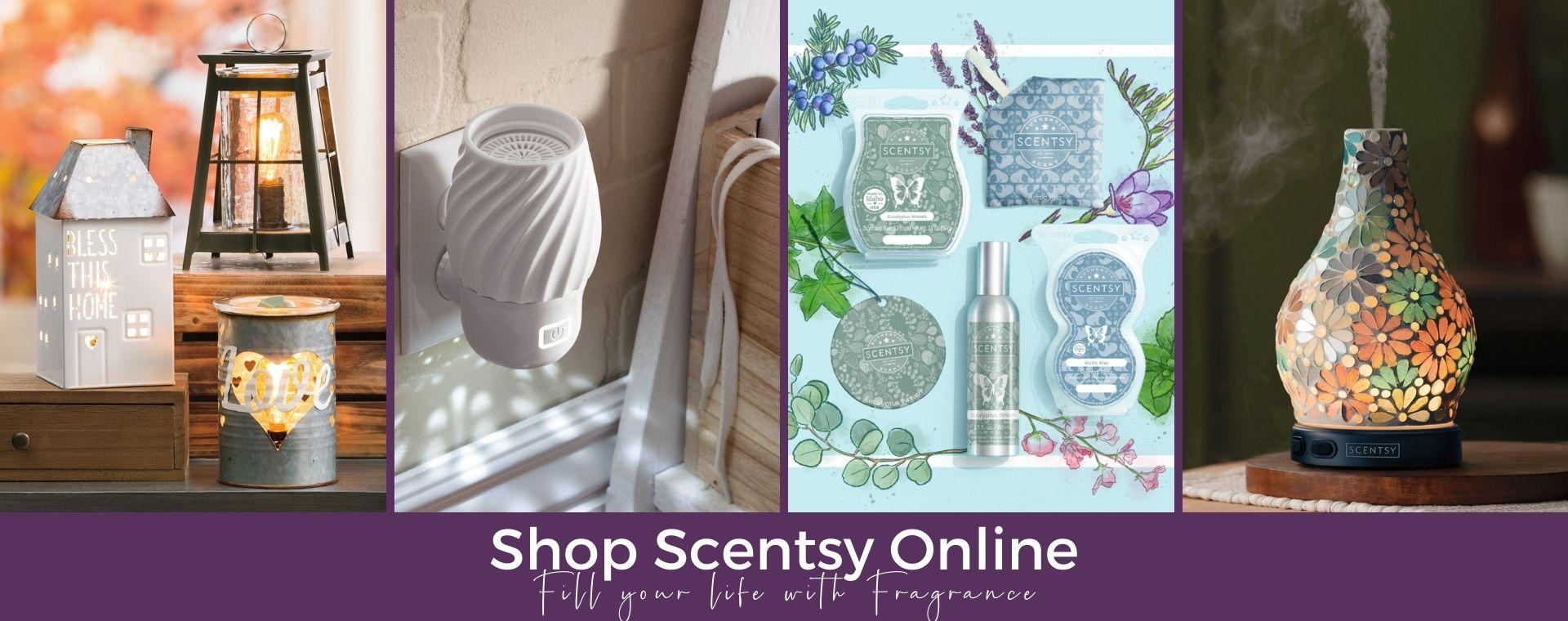Shop Scentsy Online
