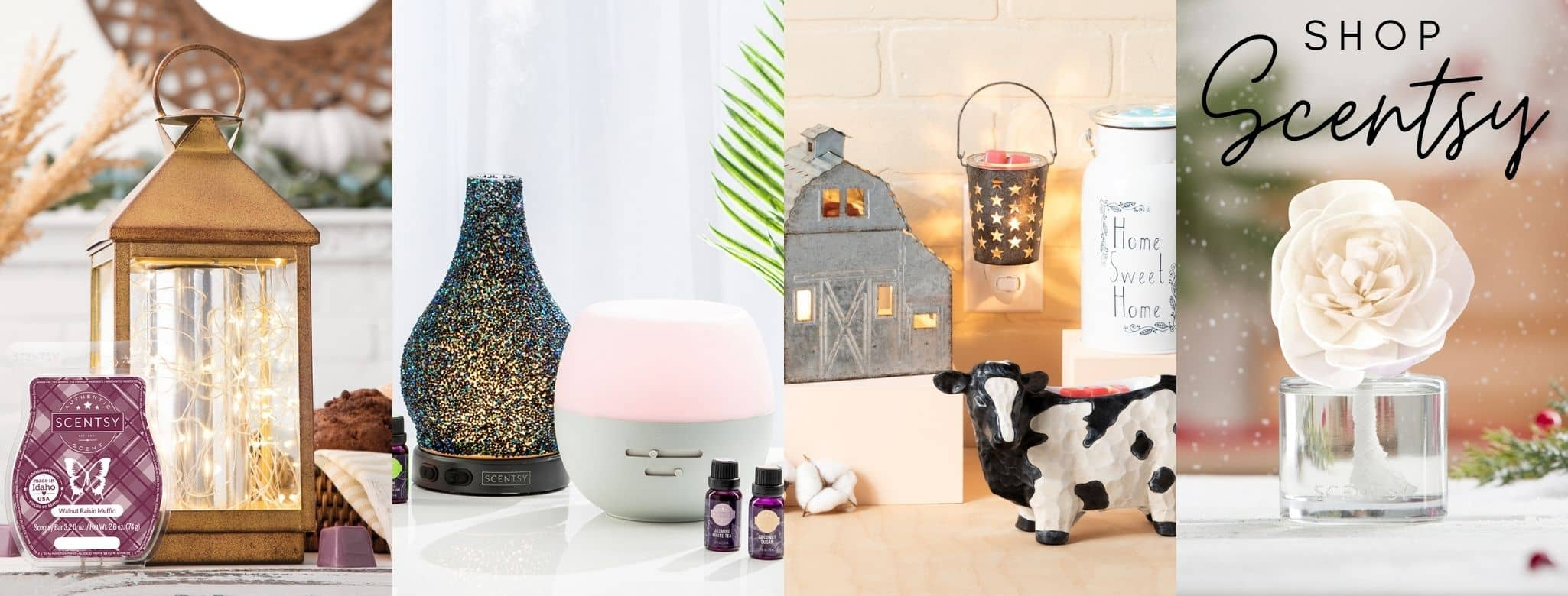Shop Scentsy Warmers Scents