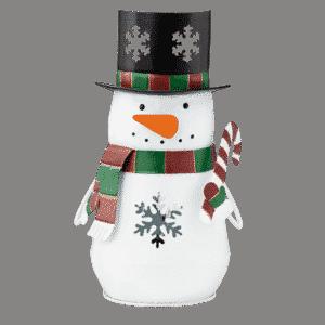 Snow Day Snowman Scentsy Warmer 02