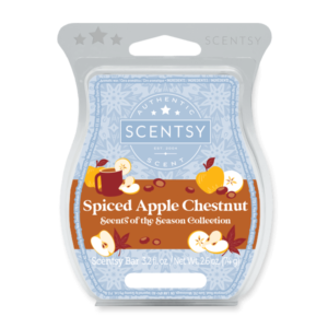 Spiced Apple Chestnut Scentsy Bar