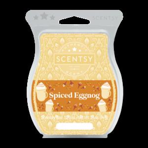 Spiced Eggnog Scentsy Bar