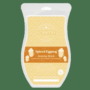 Spiced Eggnog Scentsy Brick