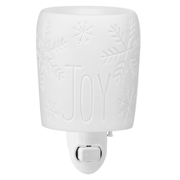 Spirit of Joy Mini Scentsy Warmer 06 | Spirit of Joy Mini Scentsy Warmer | Incandescent.Scentsy.us