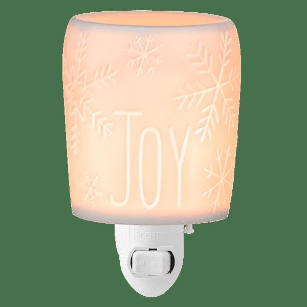 Spirit of Joy Mini Scentsy Warmer 10 | Spirit of Joy Mini Scentsy Warmer | Incandescent.Scentsy.us