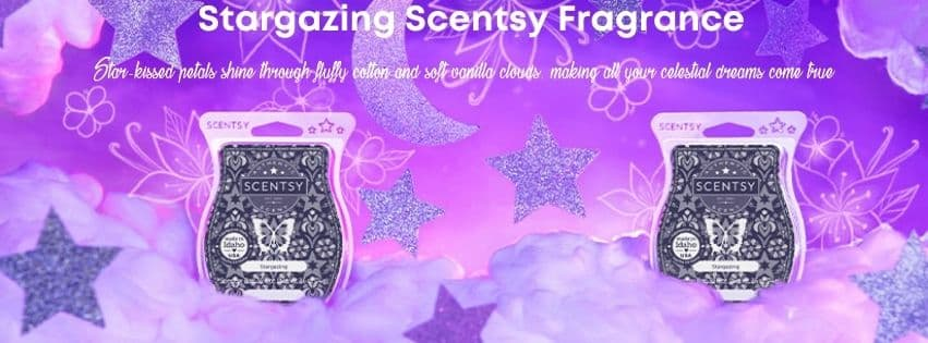 Stargazing Scentsy Fragrance July 2021 Scent of the Month 1