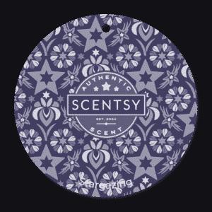 Stargazing Scentsy Scent Circle | Stargazing Scentsy Scent Circle | July 2021 Scent of the Month | Incandescent.Scentsy.us