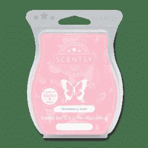 Strawberry Swirl Scentsy Bar | STRAWBERRY SWIRL SCENTSY BAR | BRING BACK MY BAR JUNE 2021