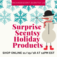 SCENTSY MERRY MONDAYS NOVEMBER 19 2018
