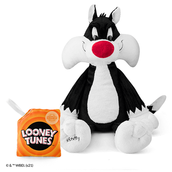 Sylvester the Cat Scentsy Buddy 4 | Sylvester the Cat Scentsy Buddy | Looney Tunes Scentsy Collection