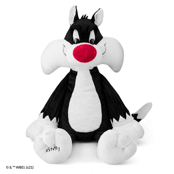 Sylvester the Cat Scentsy Buddy 5 | Sylvester the Cat Scentsy Buddy | Looney Tunes Scentsy Collection