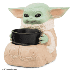 The Child (Baby Yoda) Scentsy Warmer Presale | The Mandalorian Star Wars