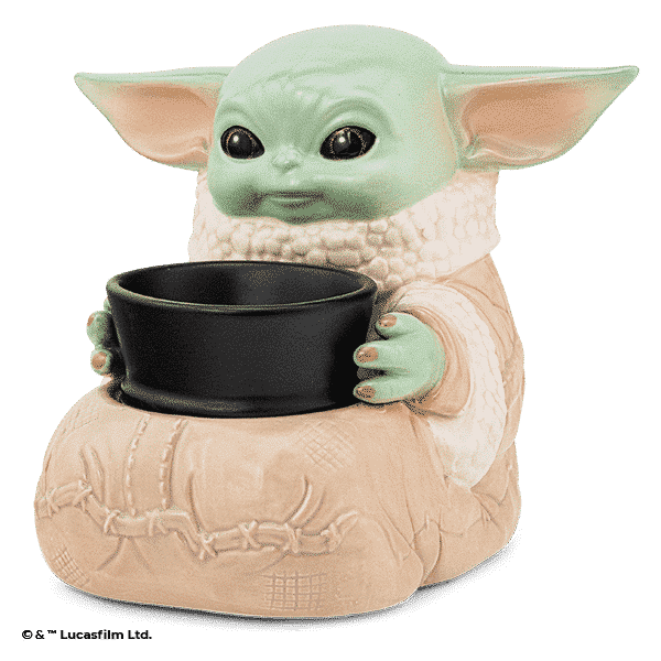 The Child (Baby Yoda) Scentsy Warmer Presale | The Mandalorian Star Wars