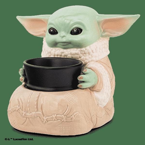 Baby Yoda The Child Scentsy Buddy & Warmer Presale | Star Wars The Mandalorian