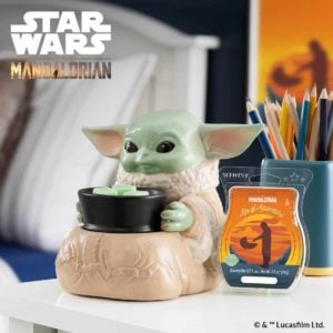 THE CHILD SCENTSY WARMER MANDALORIAN 1
