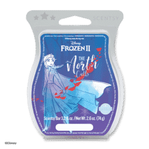 THE NORTH CALLS FROZEN 2 SCENTSY BAR