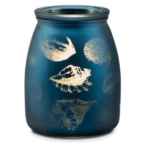 TIDE POOL SCENTSY WARMER GLLOW
