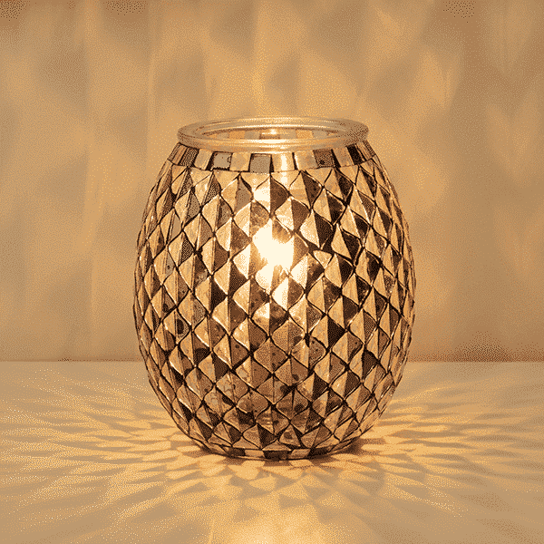 TIME TO REFLECT SCENTSY WARMER DARK