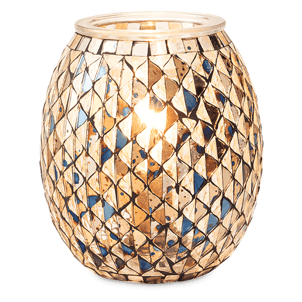TIME TO REFLECT SCENTSY WARMER GLOW | TIME TO REFLECT SCENTSY WARMER | Shop Scentsy | Incandescent.Scentsy.us