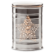 TIN CAN STARS SCENTSY WARMER | DISCONTINUED