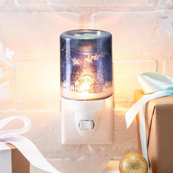 TO ALL A GOODNIGHT MINI HOLIDAY SCENTSY WARMER