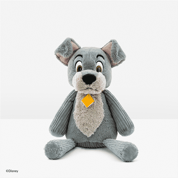 NEW! The Tramp Scentsy Buddy | Lady & The Tramp Disney Scentsy Collection | Preorder |