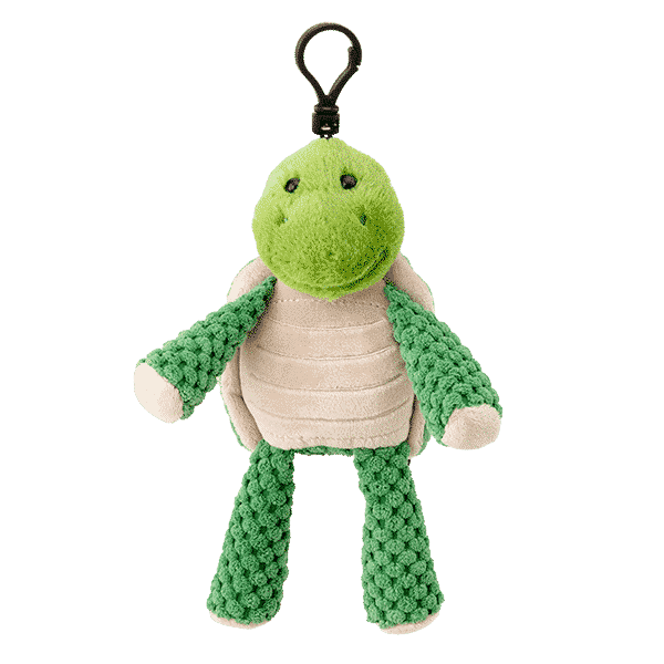 TWIGGY THE TURTLE SCENTSY BUDDY CLIP