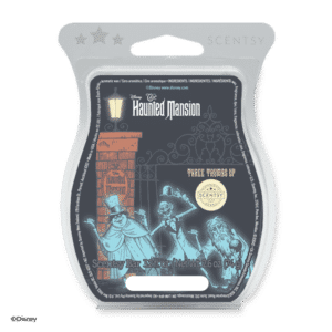 The Haunted Mansion Three Thumbs Up Scentsy Bar