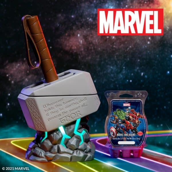 Thors Hammer Scentsy Warmer1