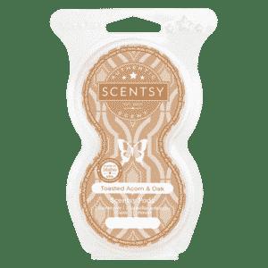 Toasted Acorn Oak Scentsy Pods1 | Toasted Acorn & Oak Scentsy Pods