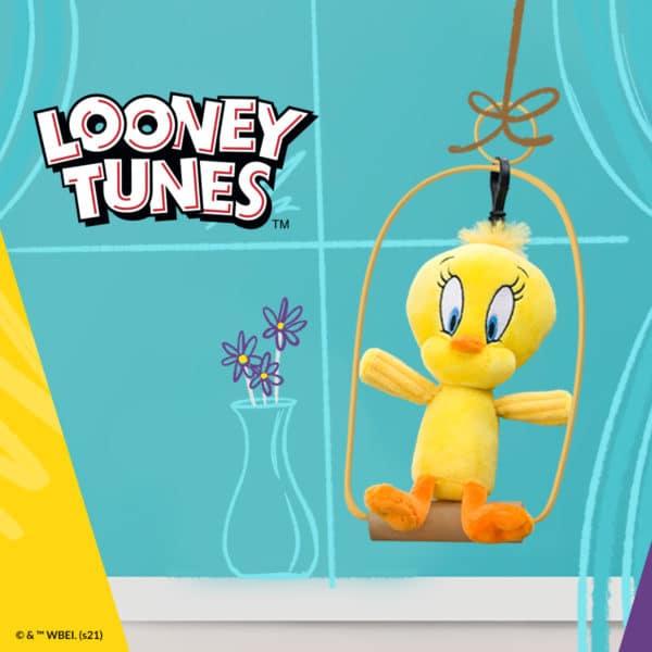 Tweety Bird Scentsy Buddy Clip 2   NEW! Tweety Bird Scentsy Buddy Clip   Looney Tunes Scentsy Collection   Incandescent.Scentsy.us