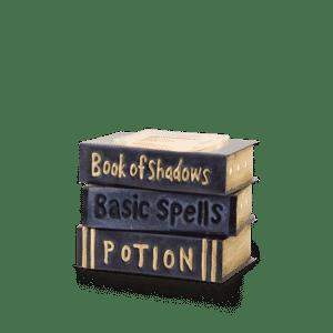 UNDER MY SPELL SCENTSY WARMER | Under My Spell (Books) Scentsy Warmer