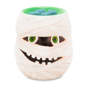 UNDER WRAPS FULL SIZE SCENTSY WARMER 1