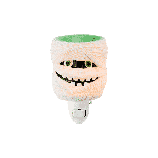 UNDER WRAPS MUMMY MINI SCENTSY WARMER 1