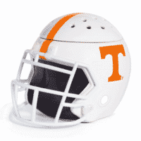 UNIVERSITY OF TENNESSEE FOOTBALL HELMET SCENTSY WARMER ELEMENT