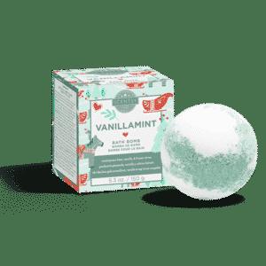 VANILLAMINT SCENTSY BATH BOMB