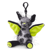 VLAD THE BAT SCENTSY BUDDY CLIP + OODLES OF ORANGE