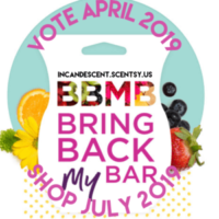 SCENTSY BRING BACK MY BAR - APRIL 2019 VOTING PERIOD