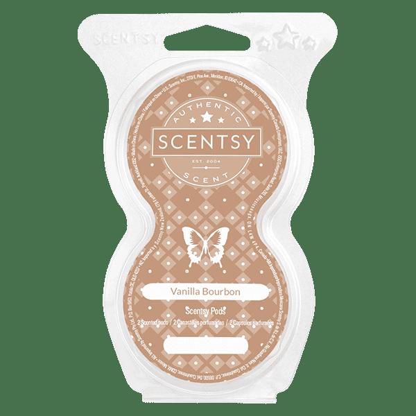 Vanilla Bourbon Scentsy Pods