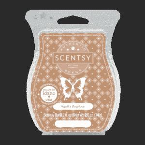 Vanilla Bourbon Scentsy Bar