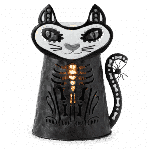 Very Superstitious Cat Scentsy Warmer 4