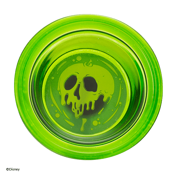 Villains Scentsy Warmer DIsh only   Villains Scentsy Warmer - DISH ONLY